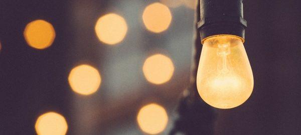 Light bulb square